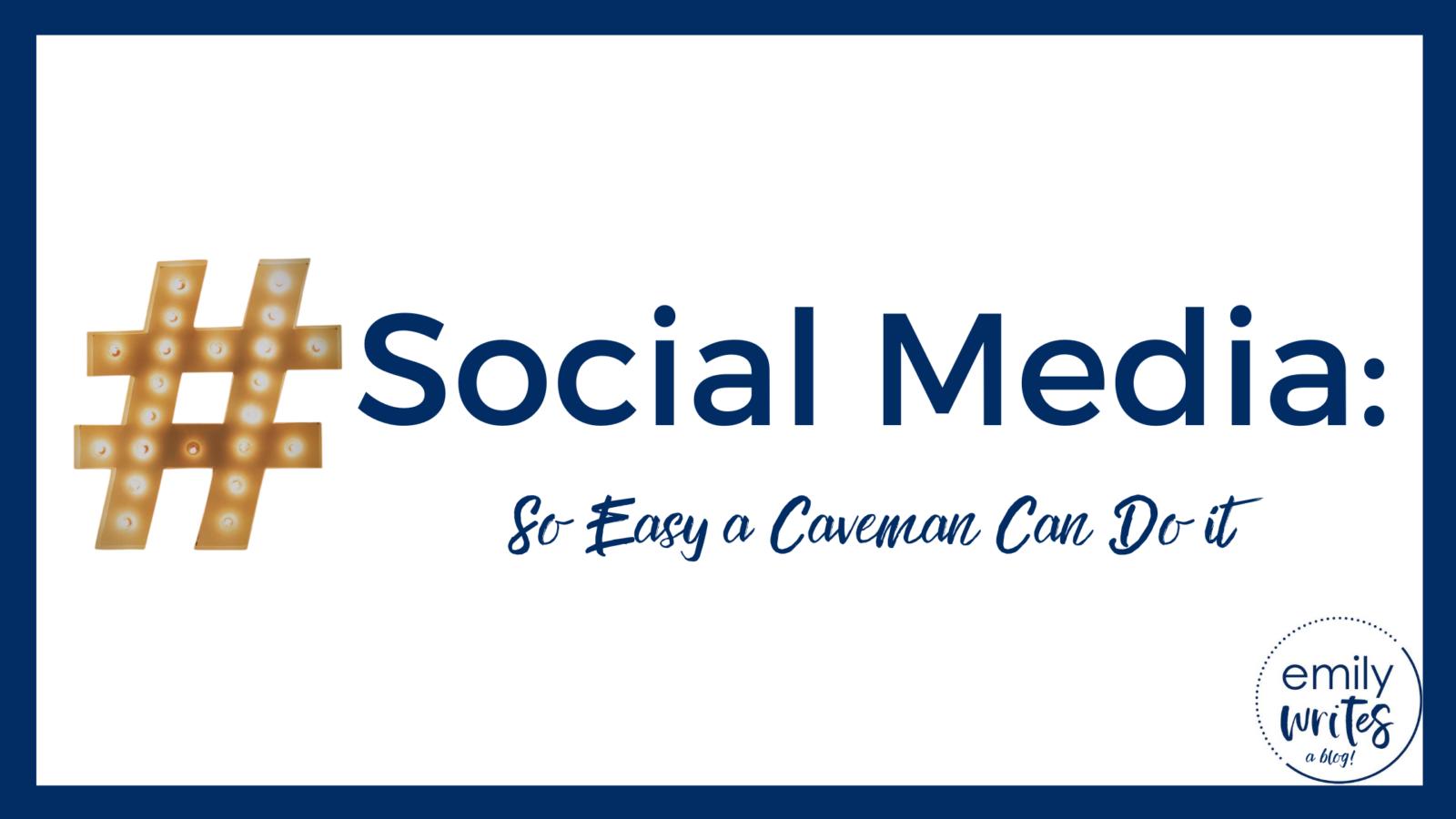 social media blog title