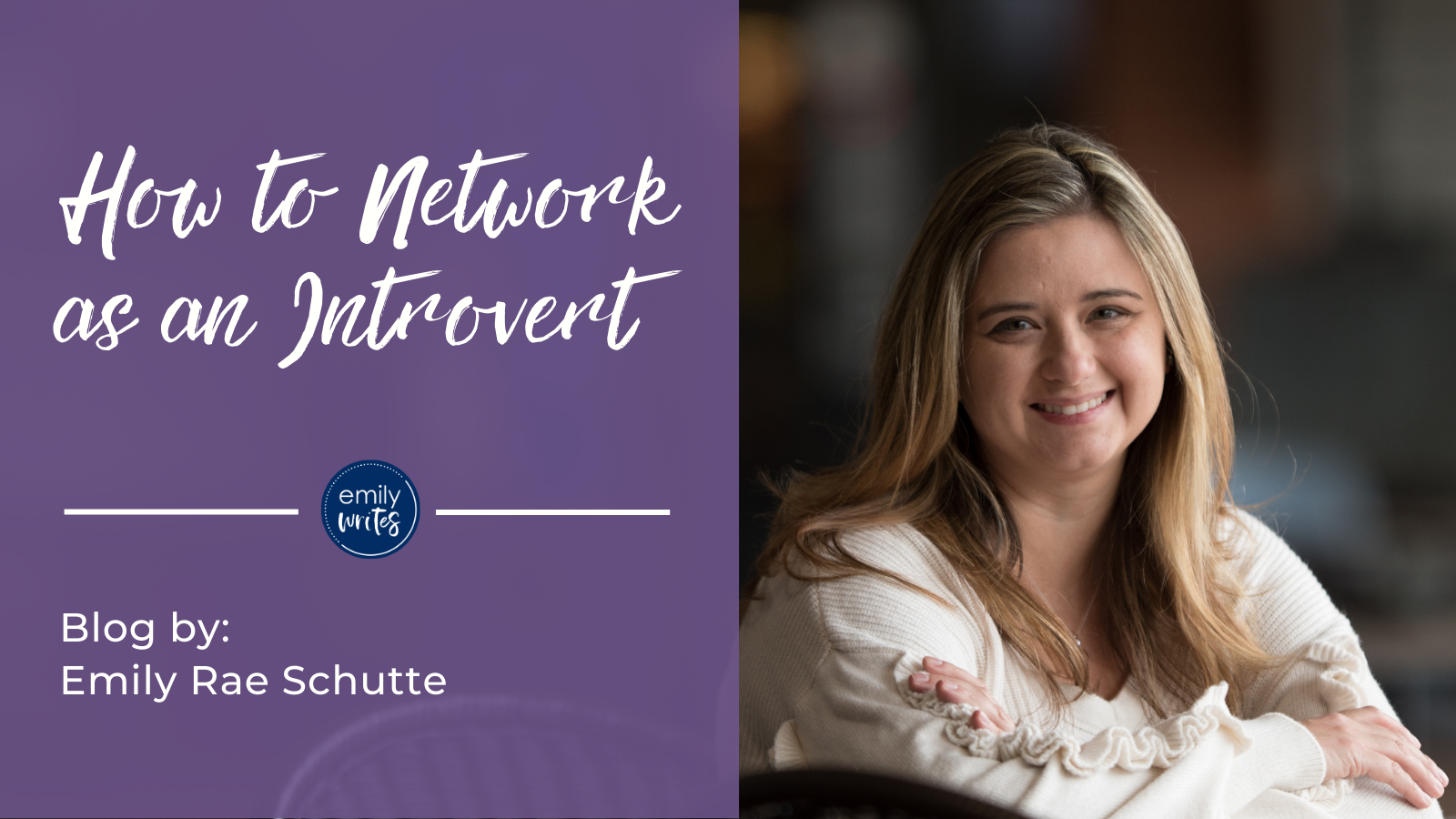 I'm sharing tips about how I network as an introvert. I hope that they'll be helpful in your entrepreneurship journey!